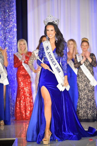 Ms. America 2018 - Brittany Wagner