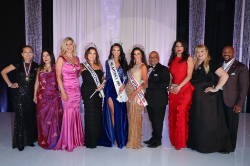 Ms. America Pageant Panel of Judges