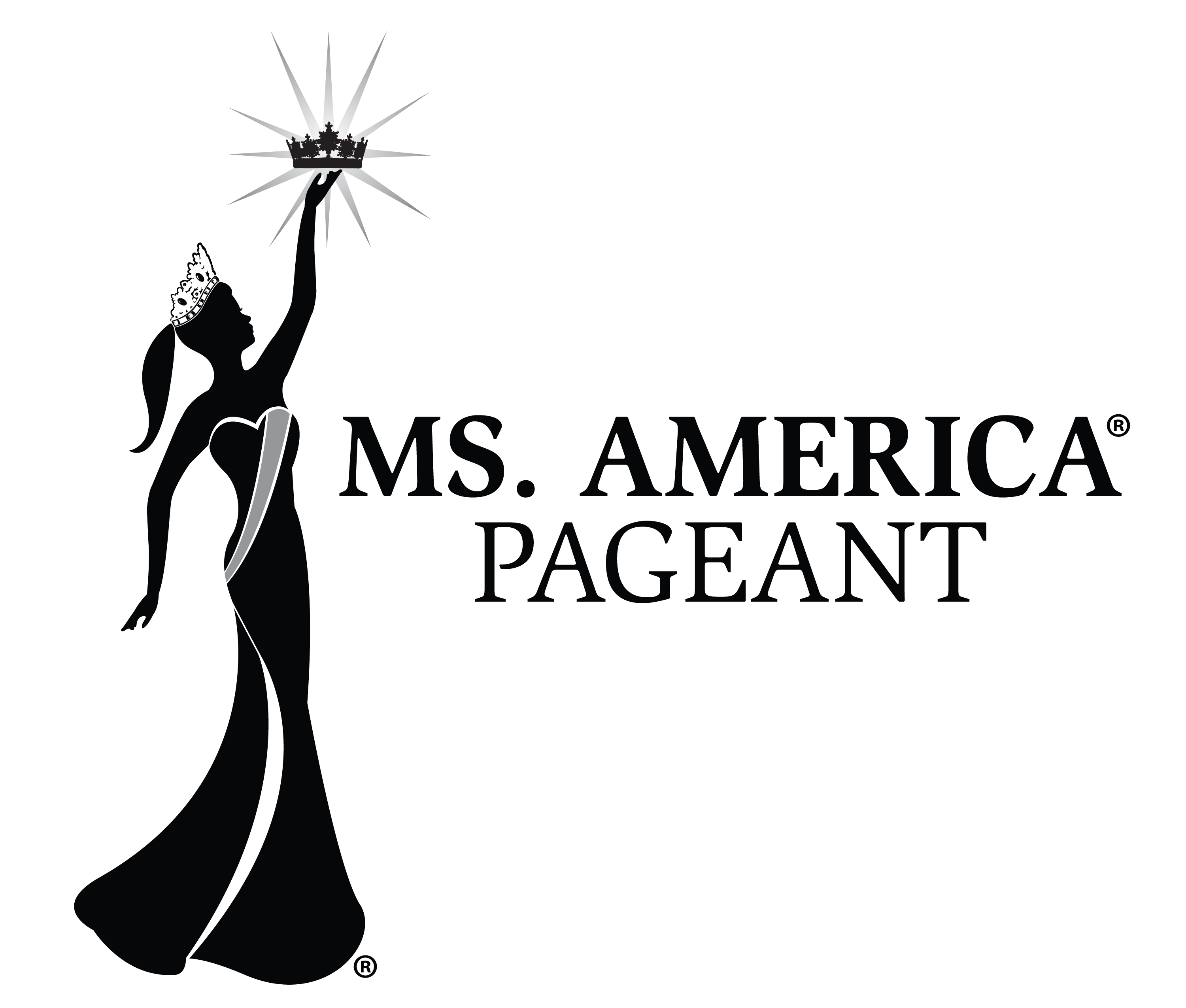 Beauty pageant logo vector - photo#1
