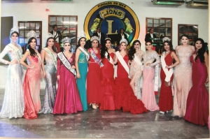 2017 Reina International Del Pacifico Pageant