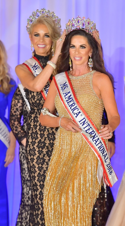 Ms. America International 2018 - Kimberly Jones