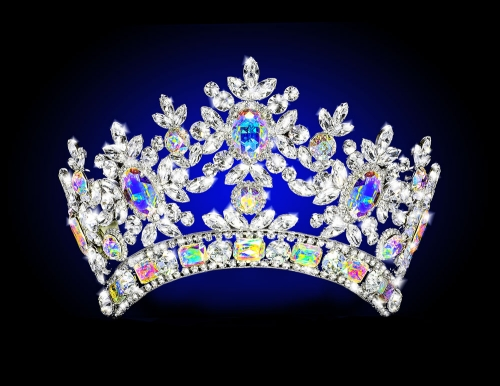 Official Ms. America Crown